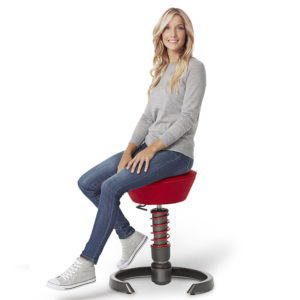 Ergonomiczne krzesło biurowe: swopperCLASSIC