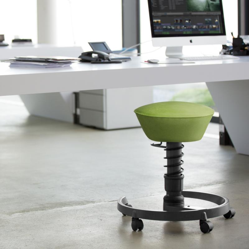 swopper - aktywne krzesło w Twoim biurze