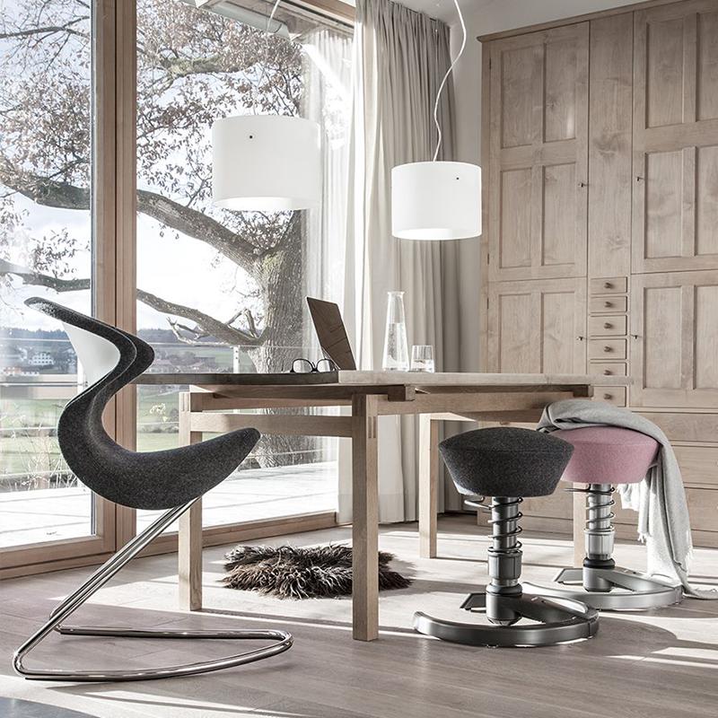 krzesło do biura w domu