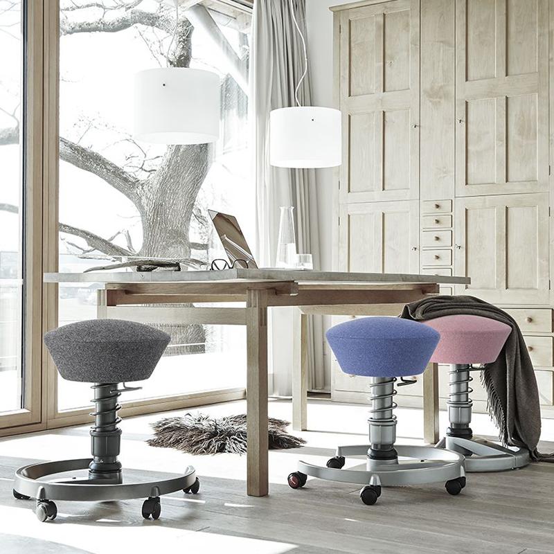krzesło do domowego biura swopper