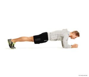 idealny plank
