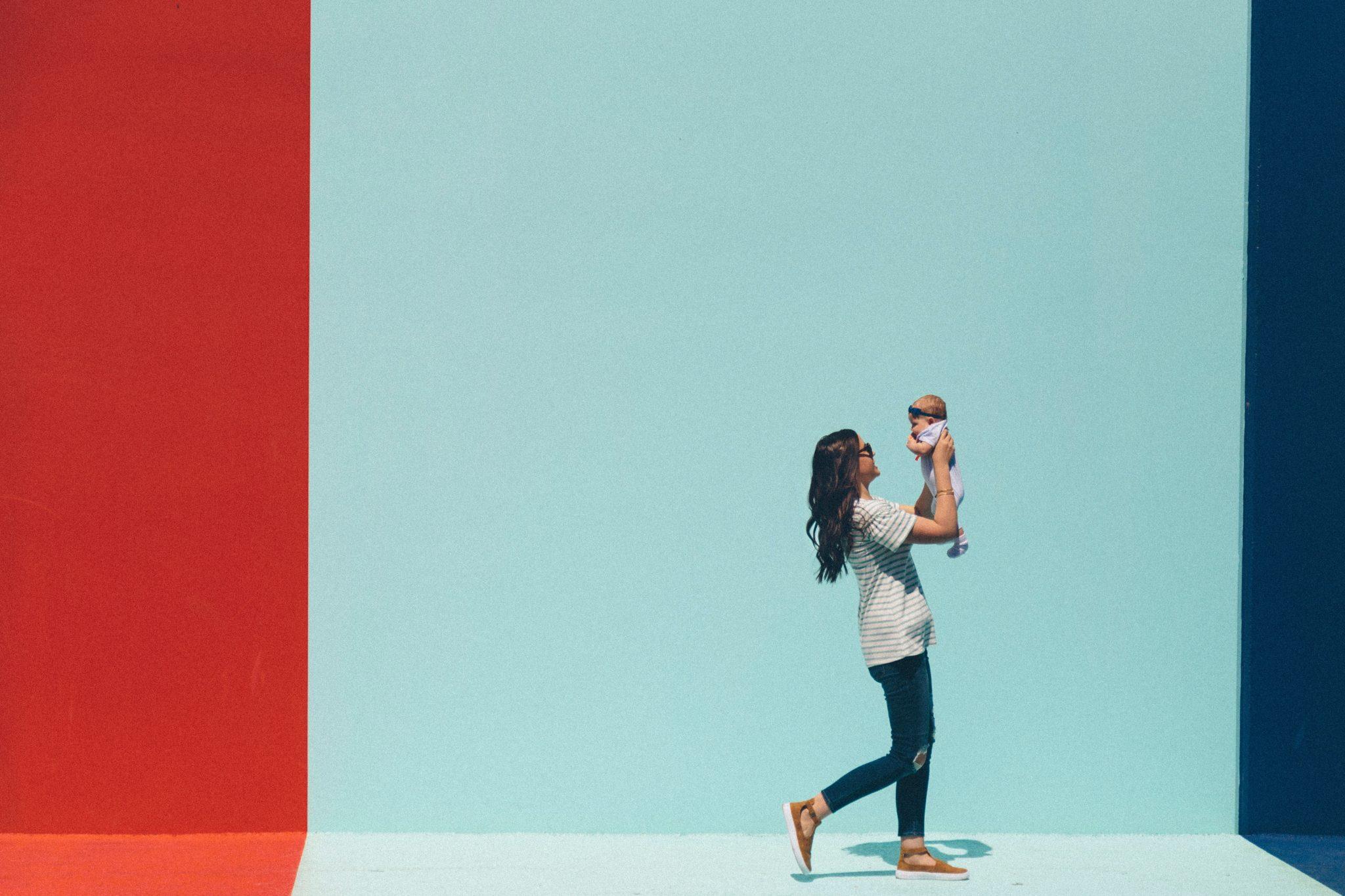 Rozejście mięśni prostych brzucha - czyli o postawie kobiety po ciąży