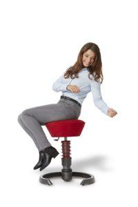swopper - aktywne / dynamiczne siedzenie