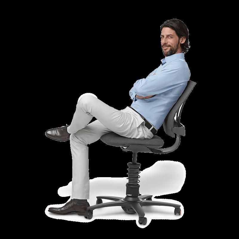 aktywny fotel biurowy 3Dee