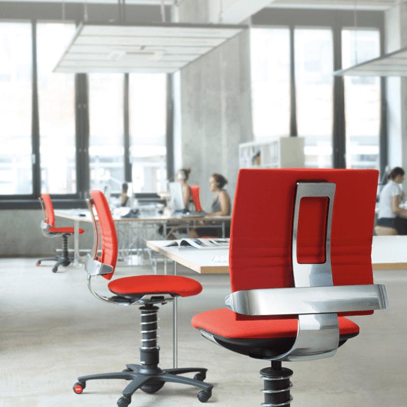 aktywny fotel 3Dee biuro