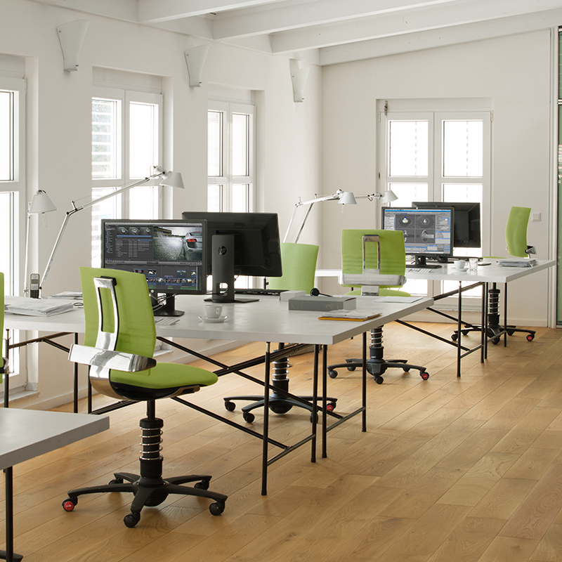3 Dee - aktywne krzesło w biurze