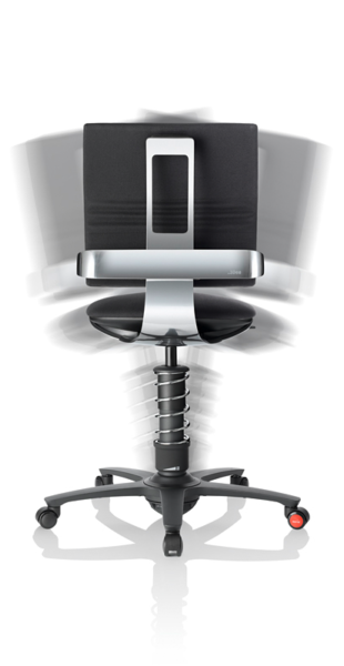 krzesło 3Dee ruch na boki