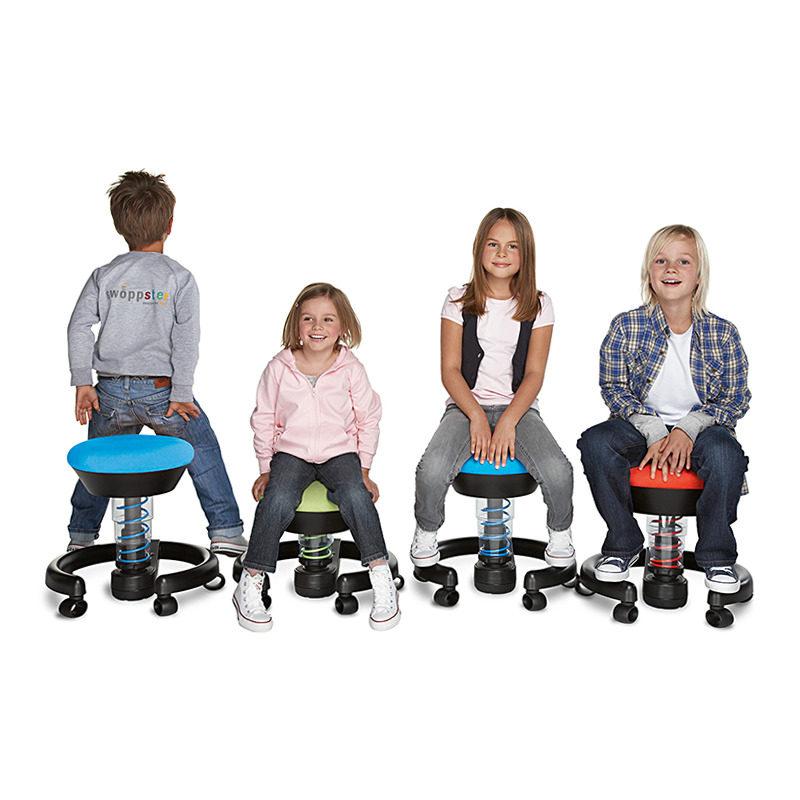 Krzeseło do biurka dla dziecka: swoppster - różne kolory