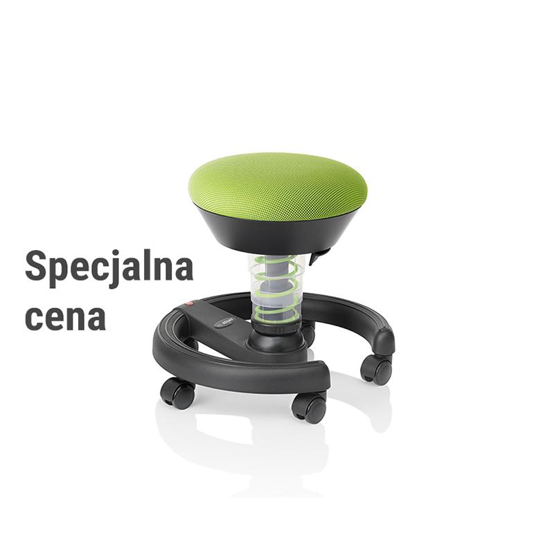 Krzeseło do biurka dla dziecka: swoppster - kolor zielony