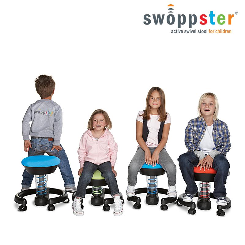 krzesło do biurka dla dziecka / stołek obrotowy: swoppster