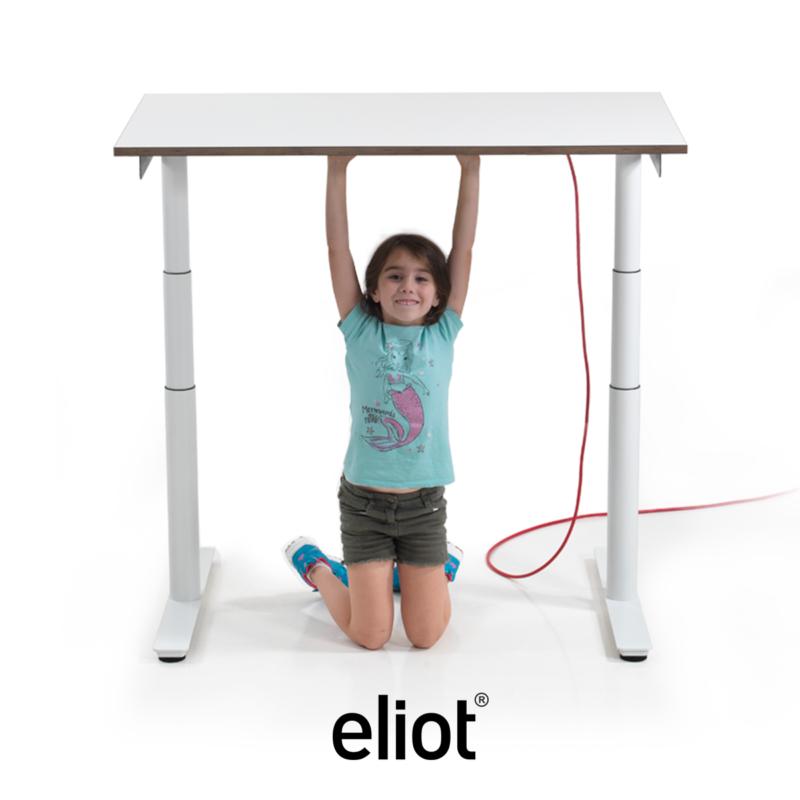 biurko regulowane dla dziecka Eliot