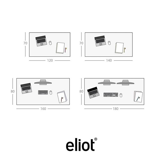 Eliot-wymiary