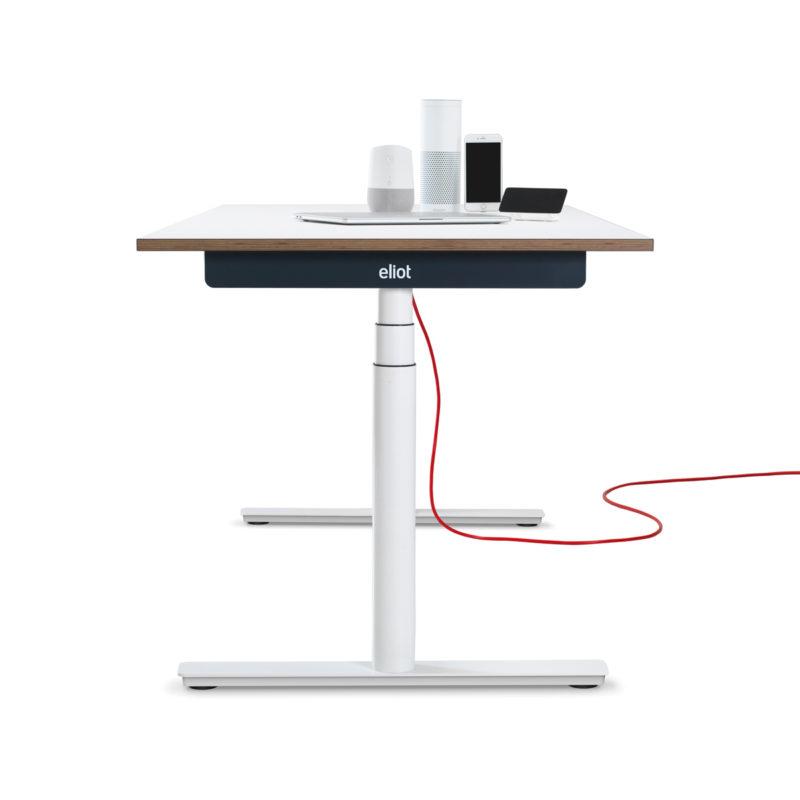 design biurko regulowane elektrycznie