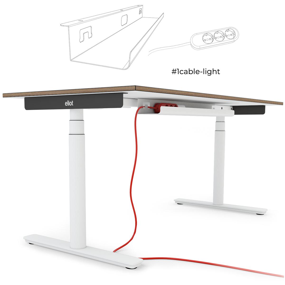 Elektryczne biurko