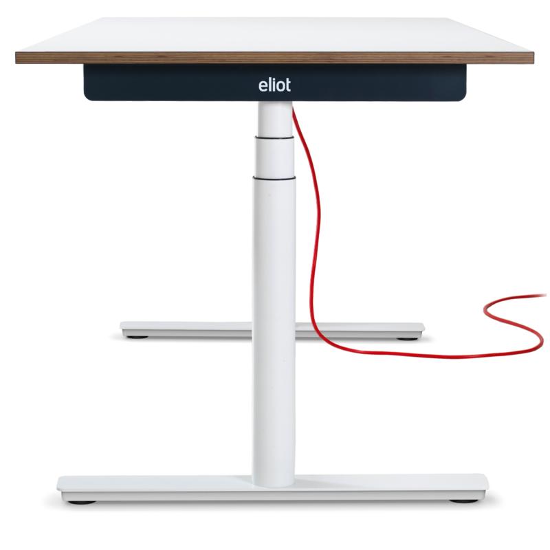 Regulowane biurko Eliot