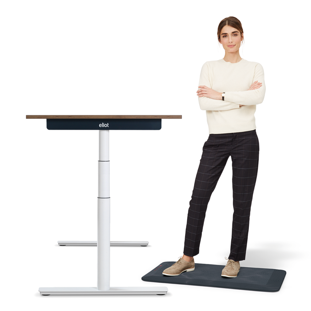 biurko regulowane muvmat