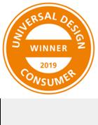 Aeris numo universal design award winner consumer