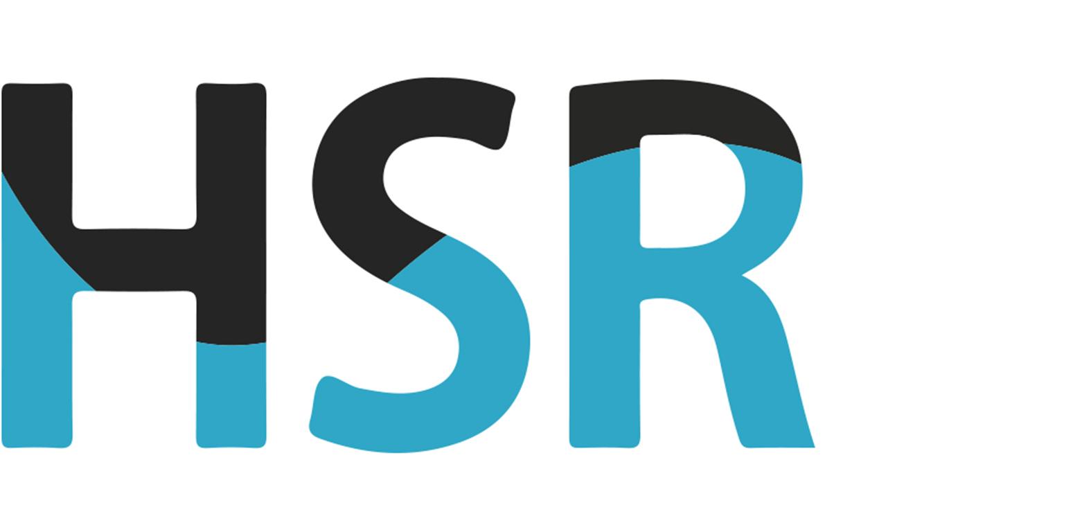 HSR logo left