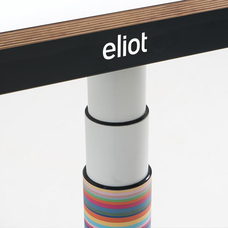 Eliot personalizacja biurka regulowanego