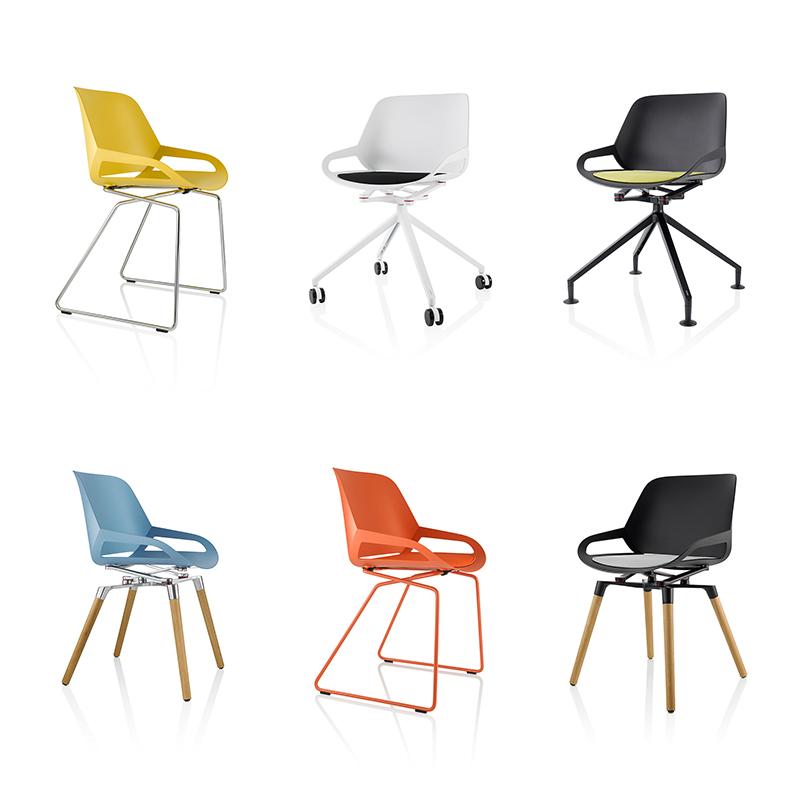 warianty krzesła numo