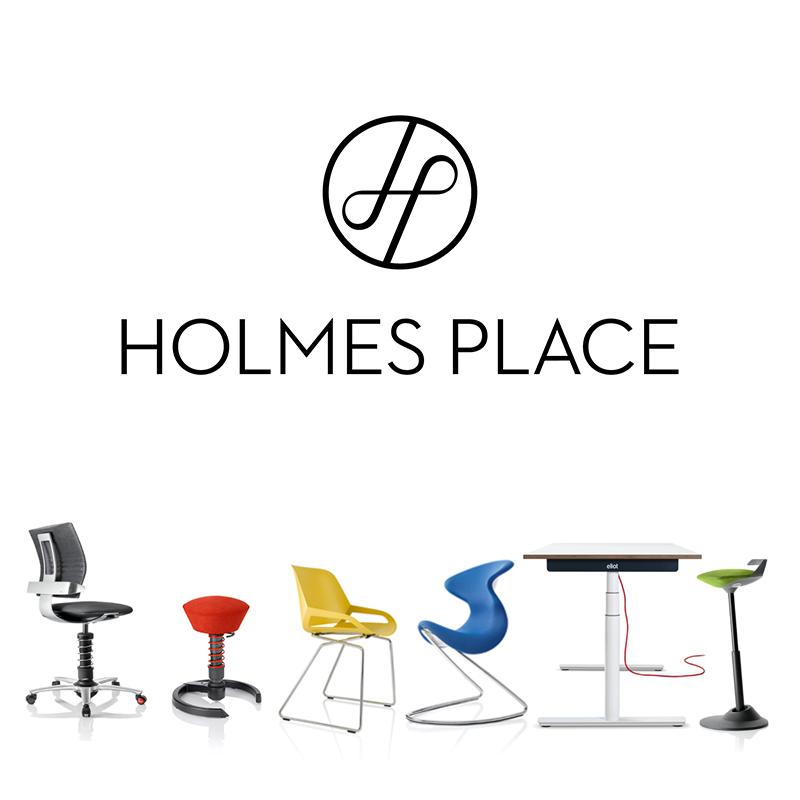 logo partner HSR meble Holmes Place