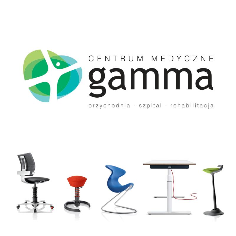logo partner HSR meble GAMMA