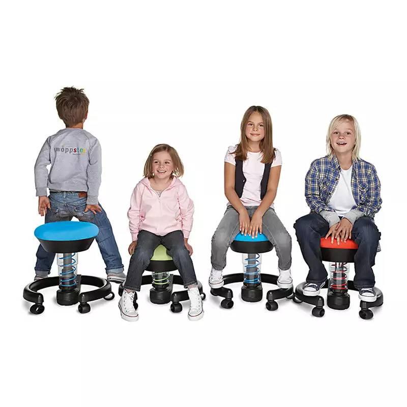 Krzesło do biurka dla dziecka: Aeris Swoppster – HSR aktywne